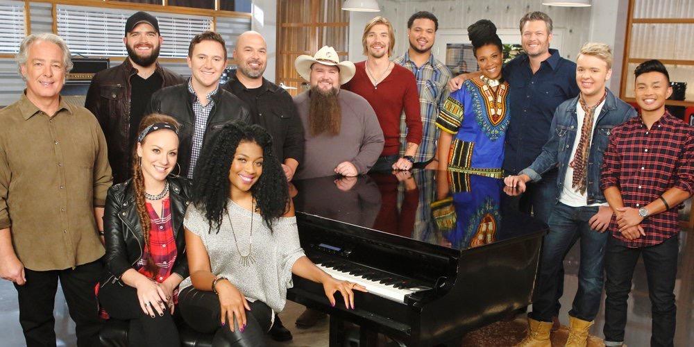 Season 11 The Voice Team Blake