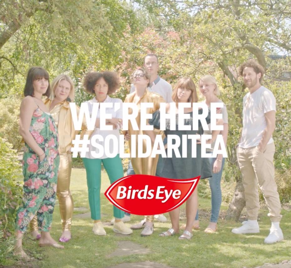 BirdsEye #Solidaritea