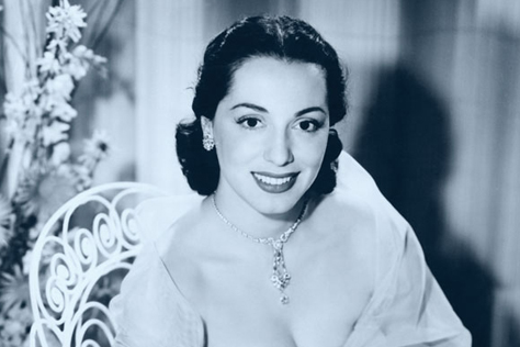 Opera Singer Marguerite Piazza
