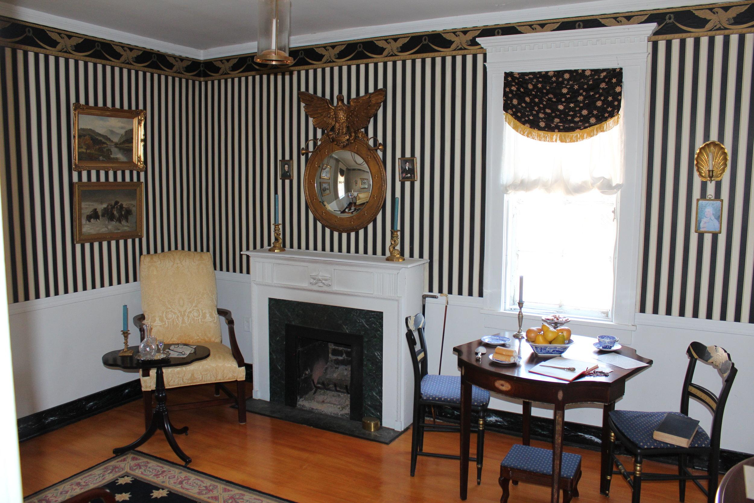 Preston Bradley Room
