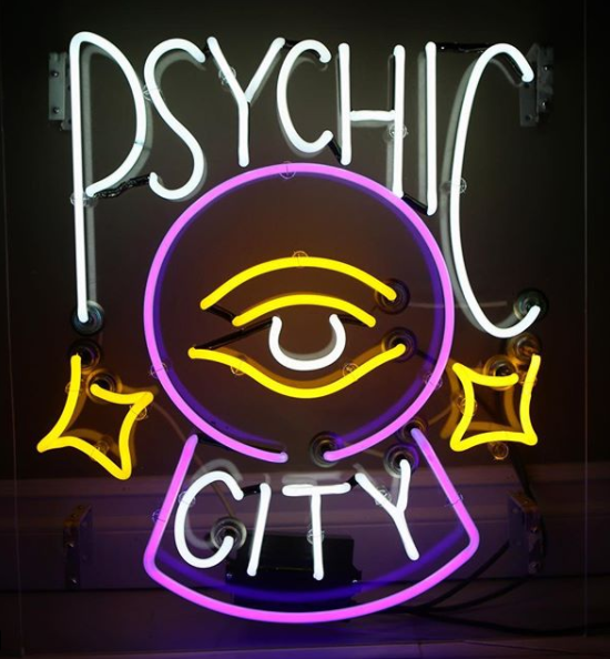 Psychic City