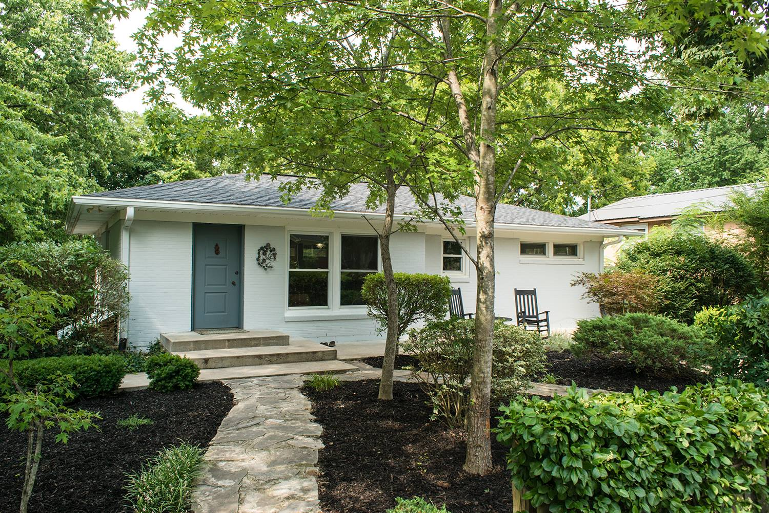 308 Everbright Avenue, Franklin SOLD - Updated ranch home on double lot walking distance to downtown.