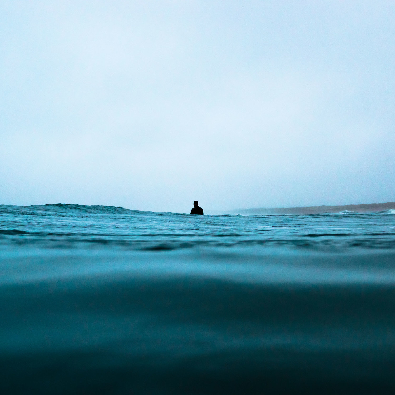 Finding some solitude at Fraserburgh.   Buy print