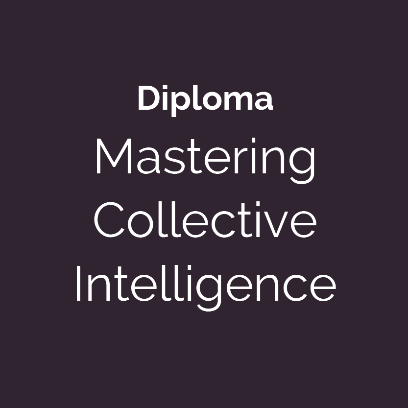 Diploma - Mastering Collective Intelligence