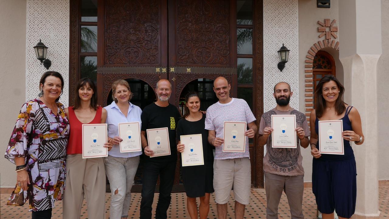 Zenergy Stage 1 new graduates - Italy, 2017