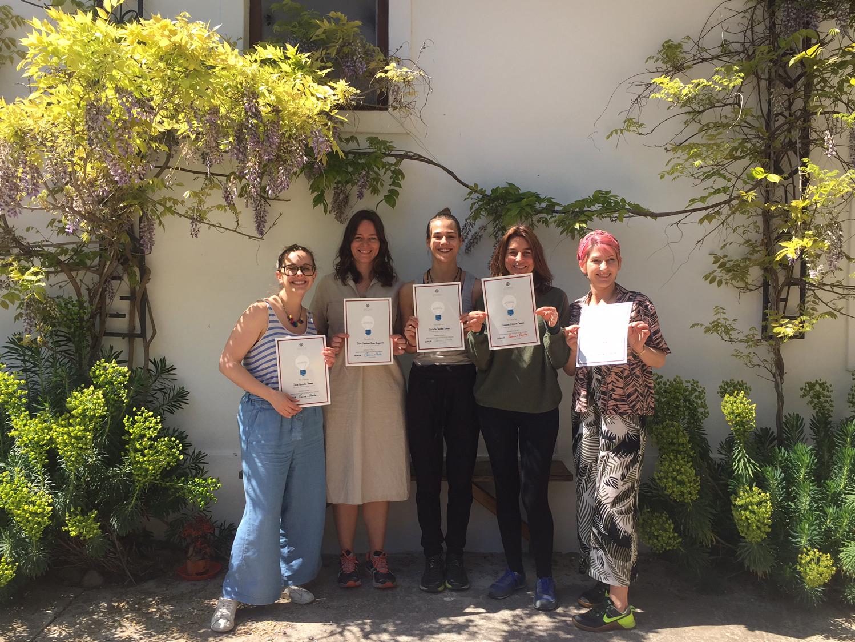 Zenergy Stage 1 new graduates - Catalunya, 2019