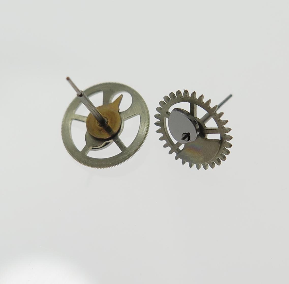 The chronograph wheel