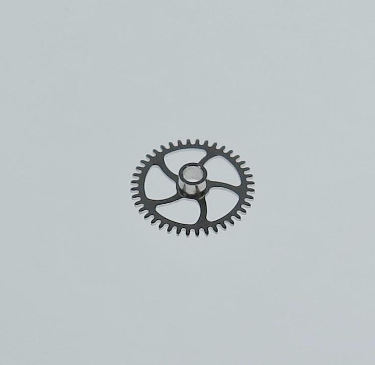 Hour wheel