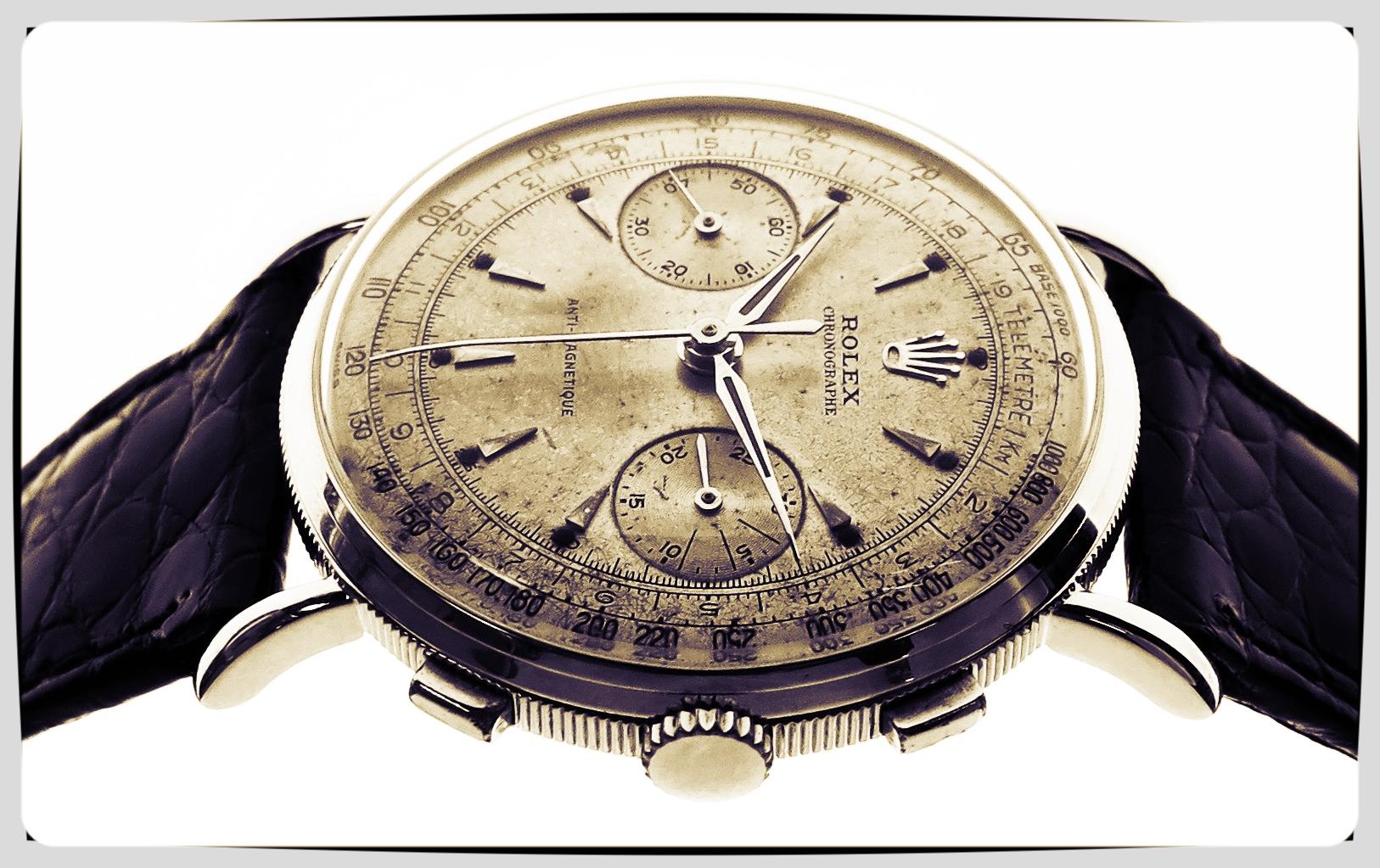 1950's Rolex Chronograph
