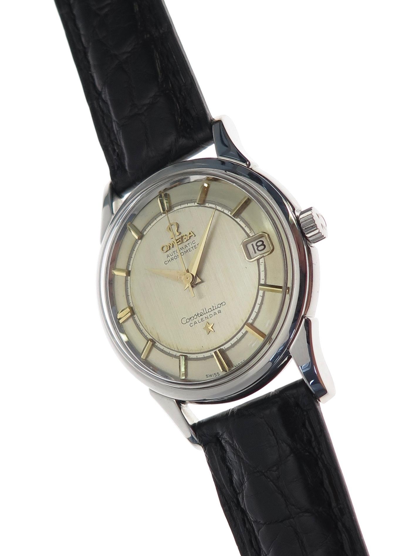 The original dial