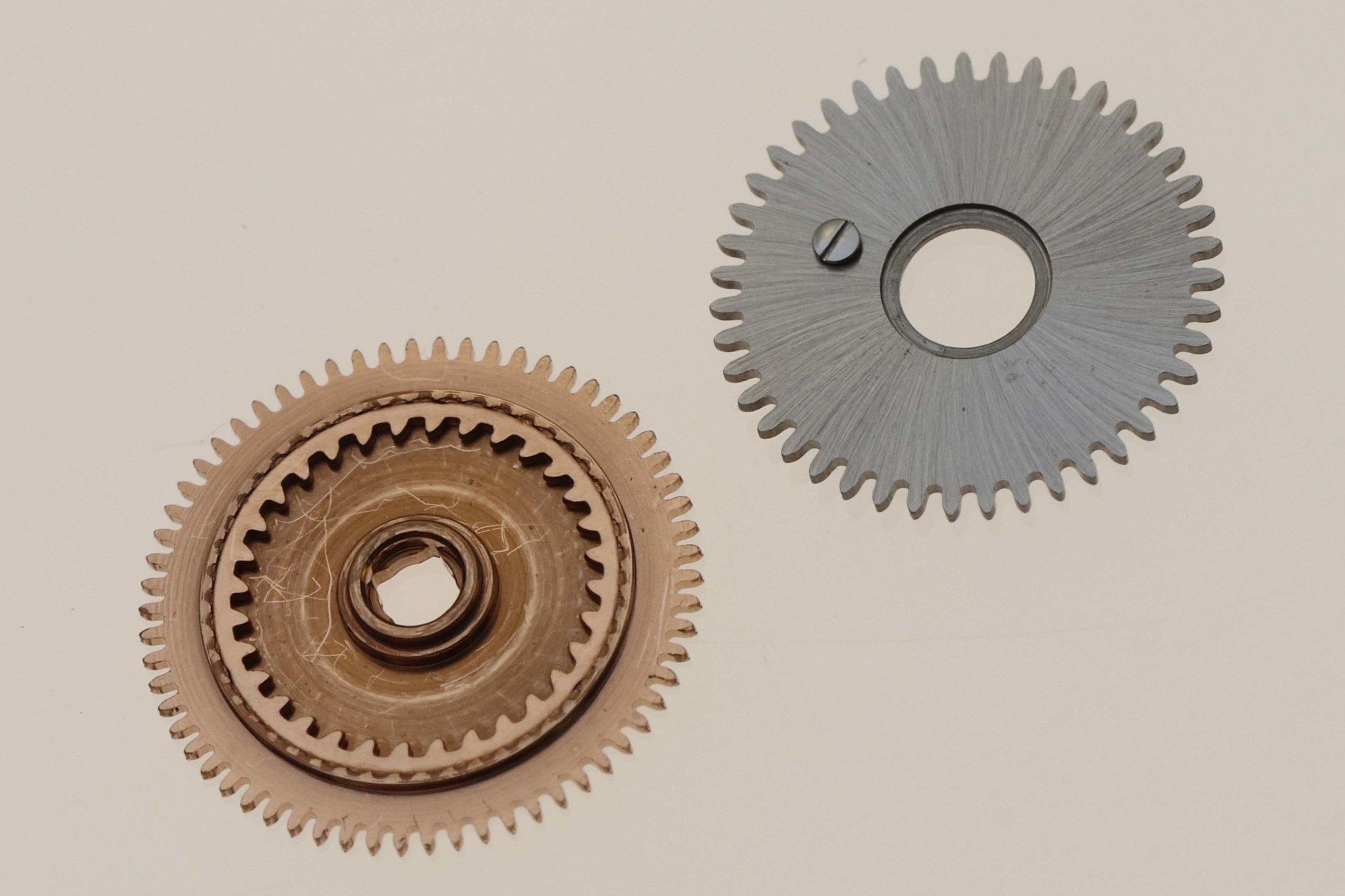 Ratchet wheels