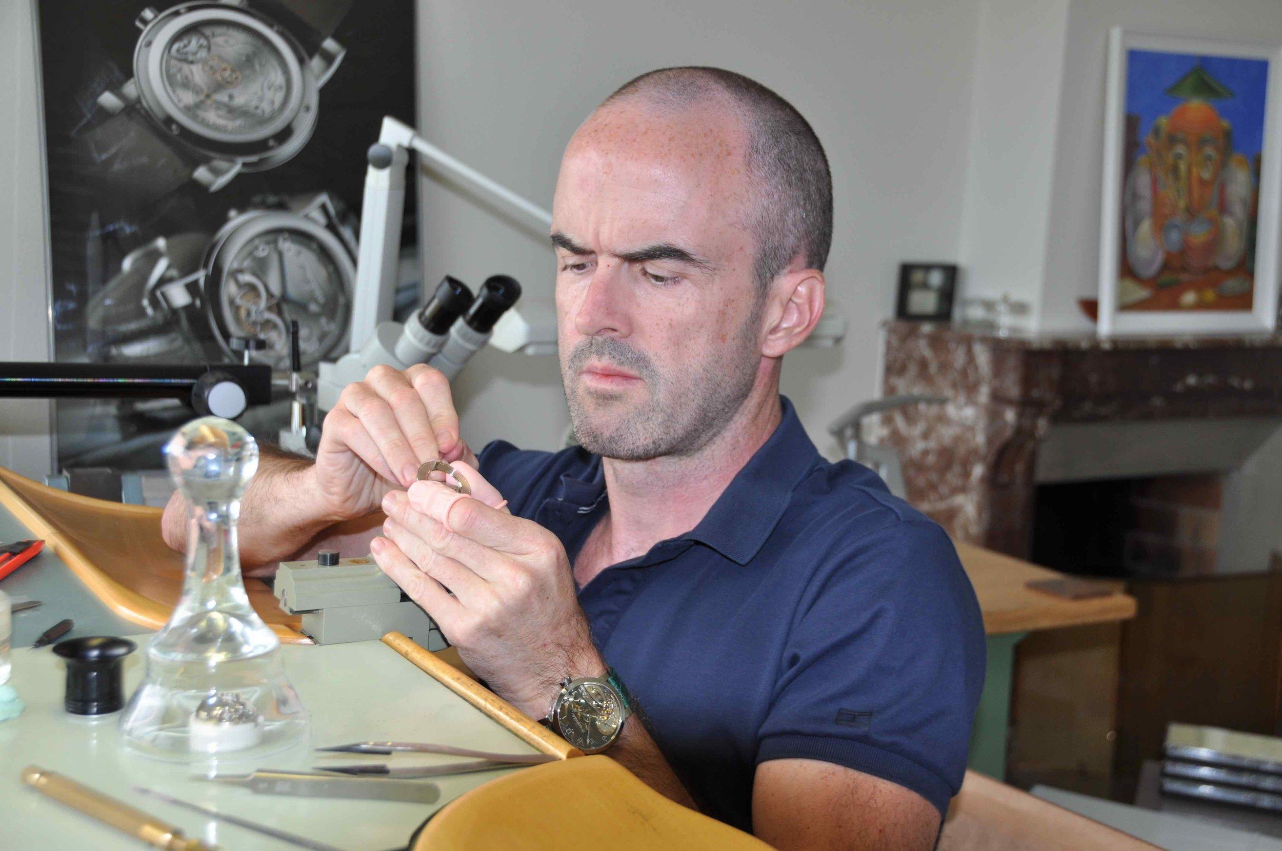 Stephen McGonigle (Watchmaker)