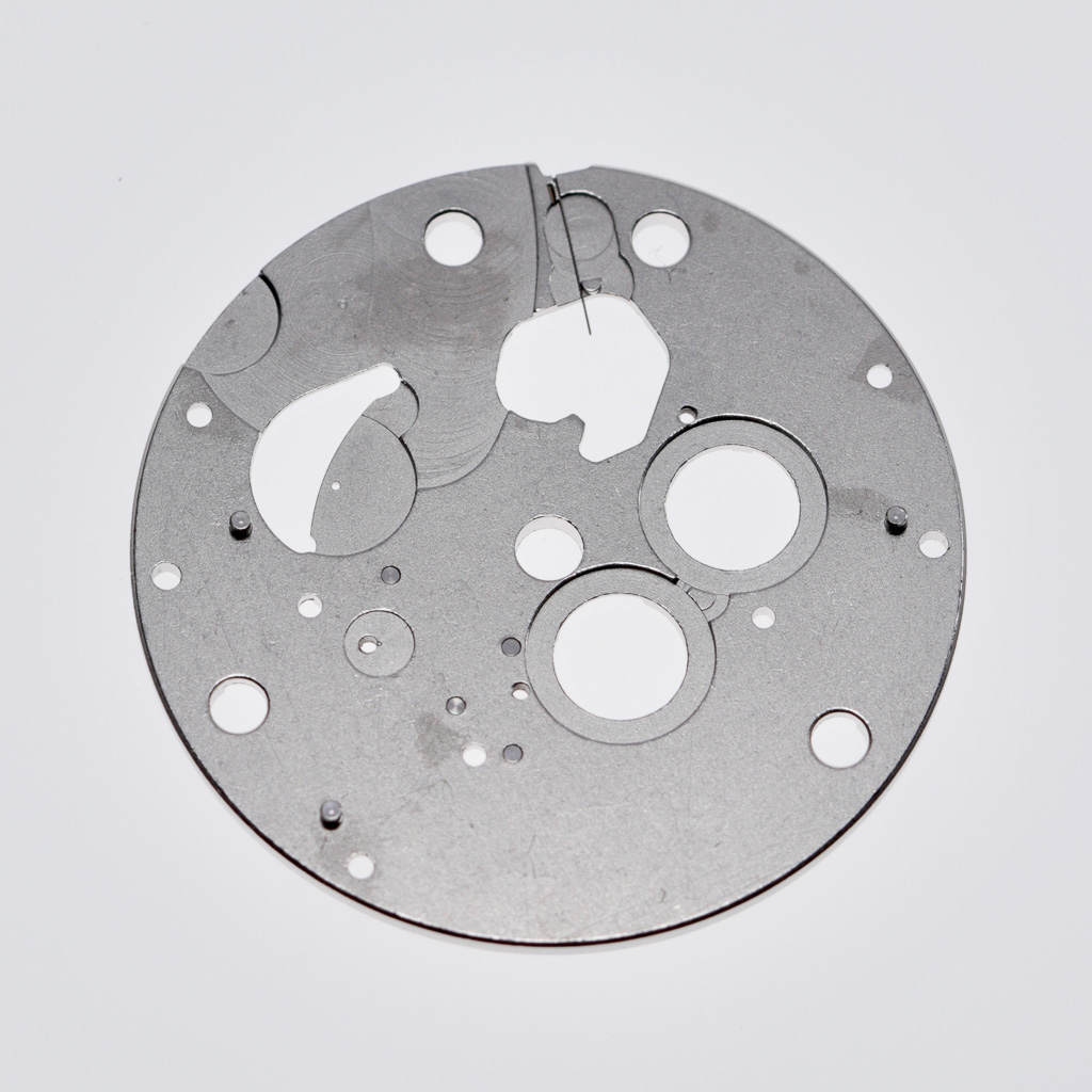 Underside cover plate