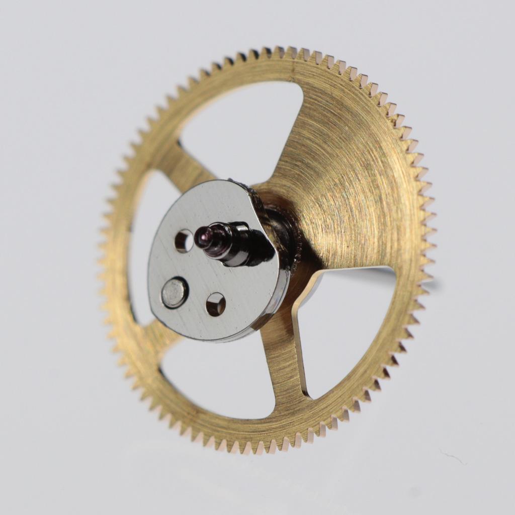Chronograph hours wheel