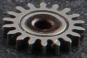 Automatic winding pinion 1