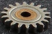Automatic winding pinion 2