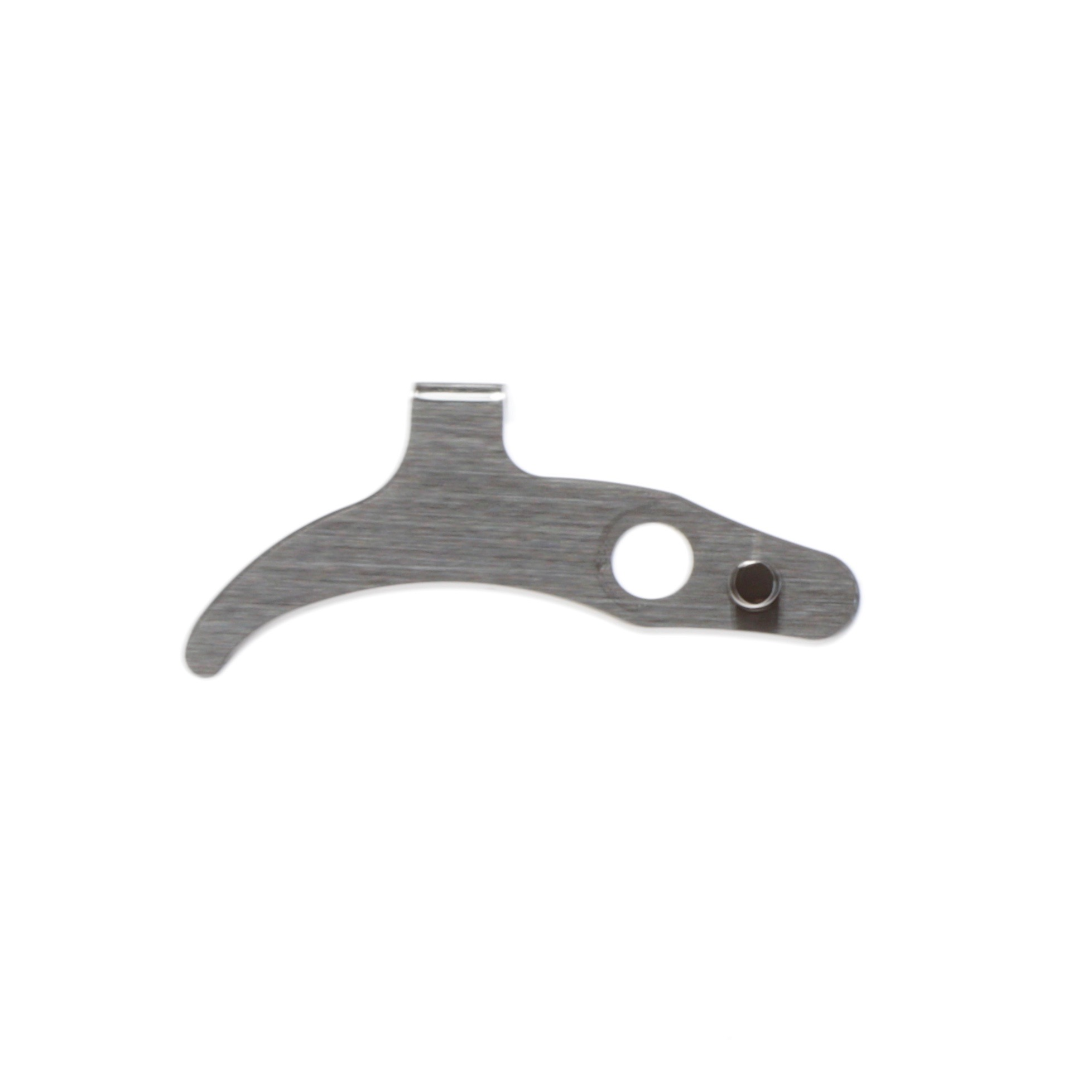 Intermediate manual day corrector lever