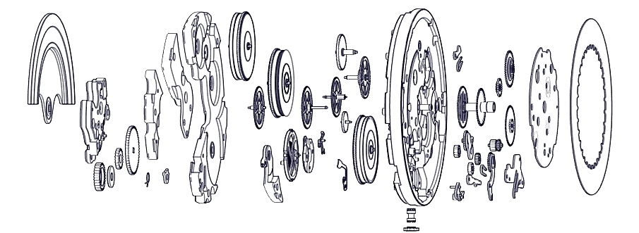 The calibre was developed over a period of 3 years.
