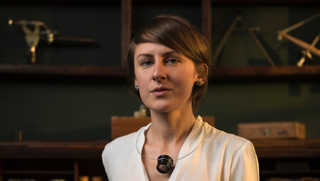 Dr. Rebecca Struthers (Watchmaker)