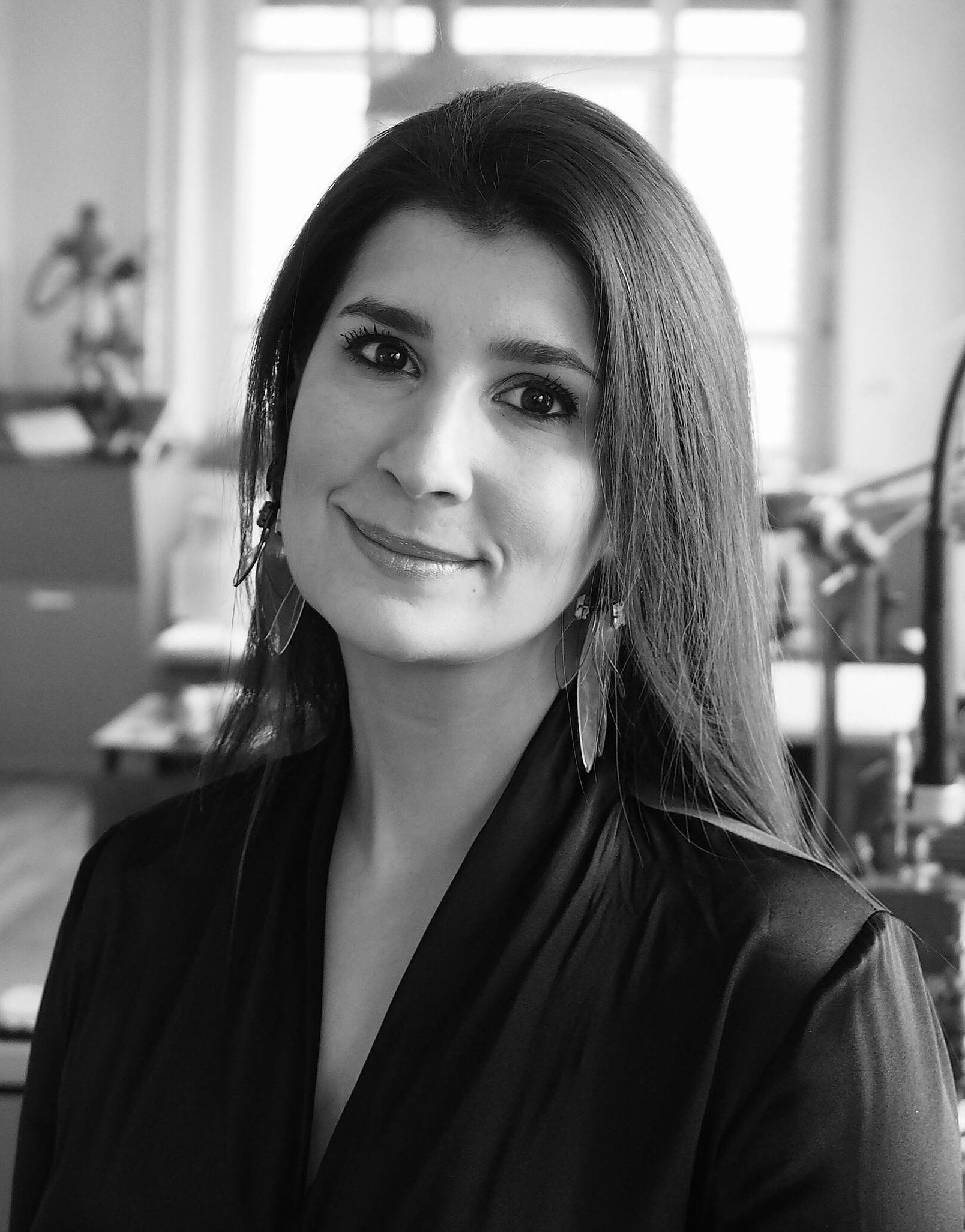 Nathalie Marielloni (Curator)
