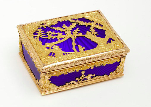 The Rosalinde and Arthur Gilbert Collection on loan to the Victoria and Albert Museum, London  © Victoria and Albert Museum, London