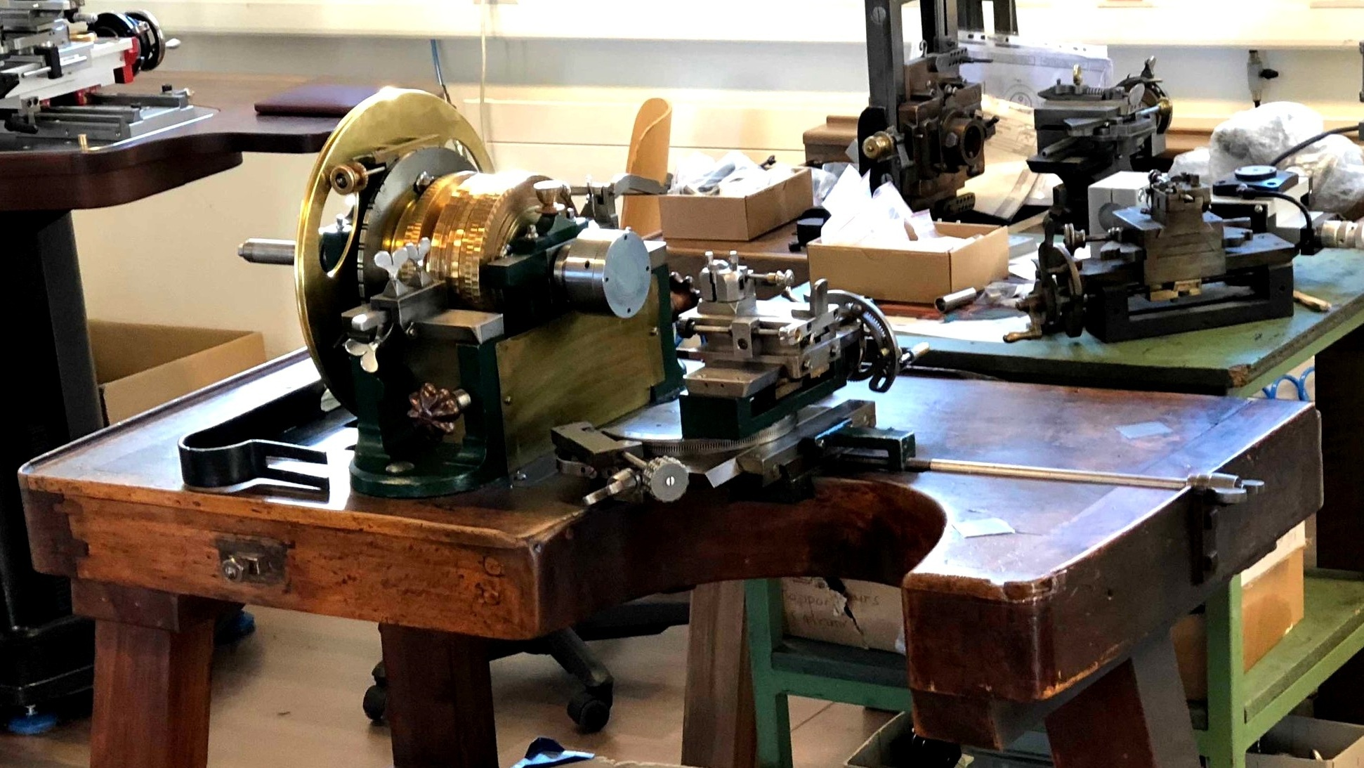 Making Guilloché Part 1 - by Brittany Nicole CoxAntiquarian Horologist