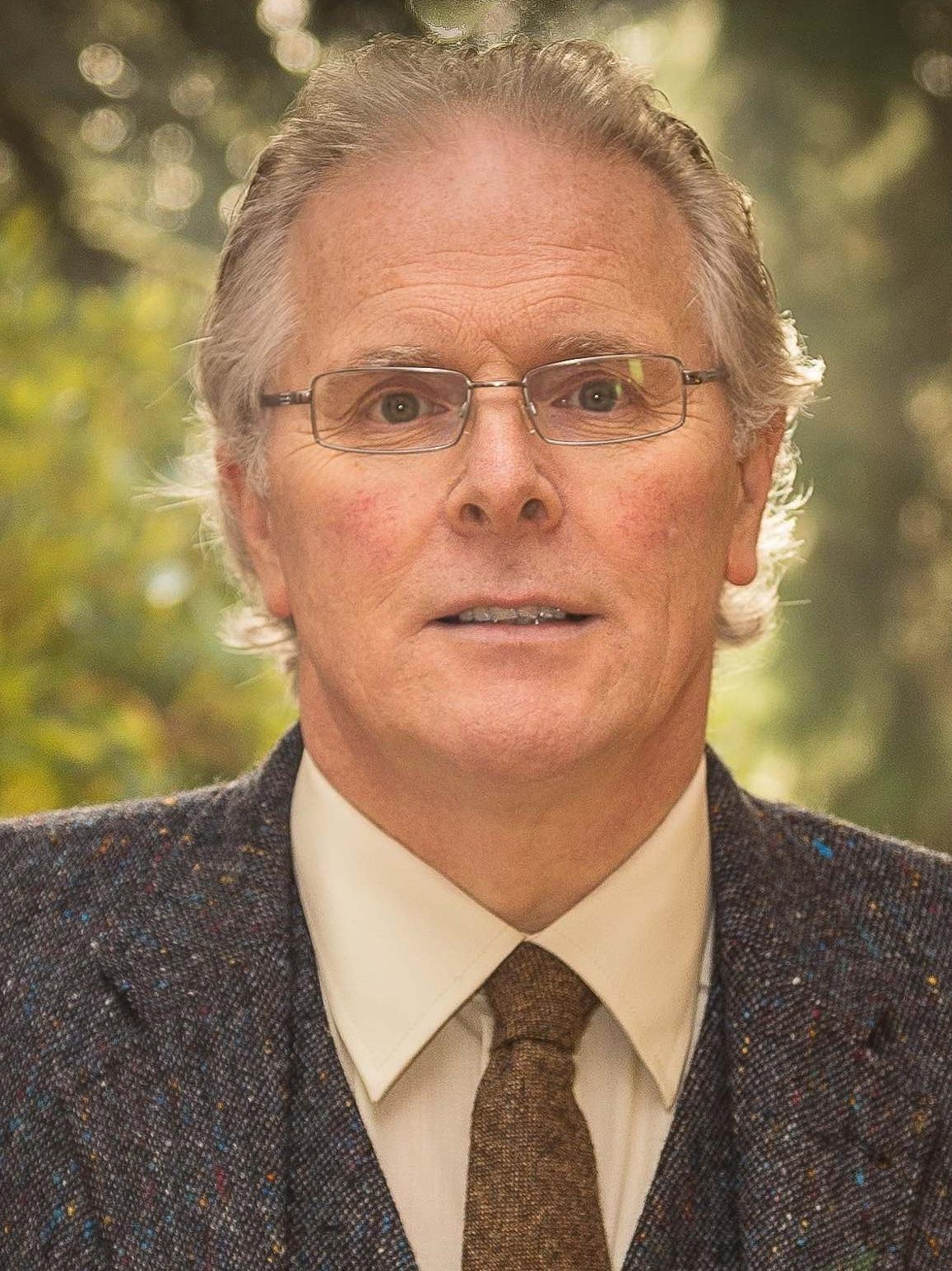Alan Midleton (President BHI)