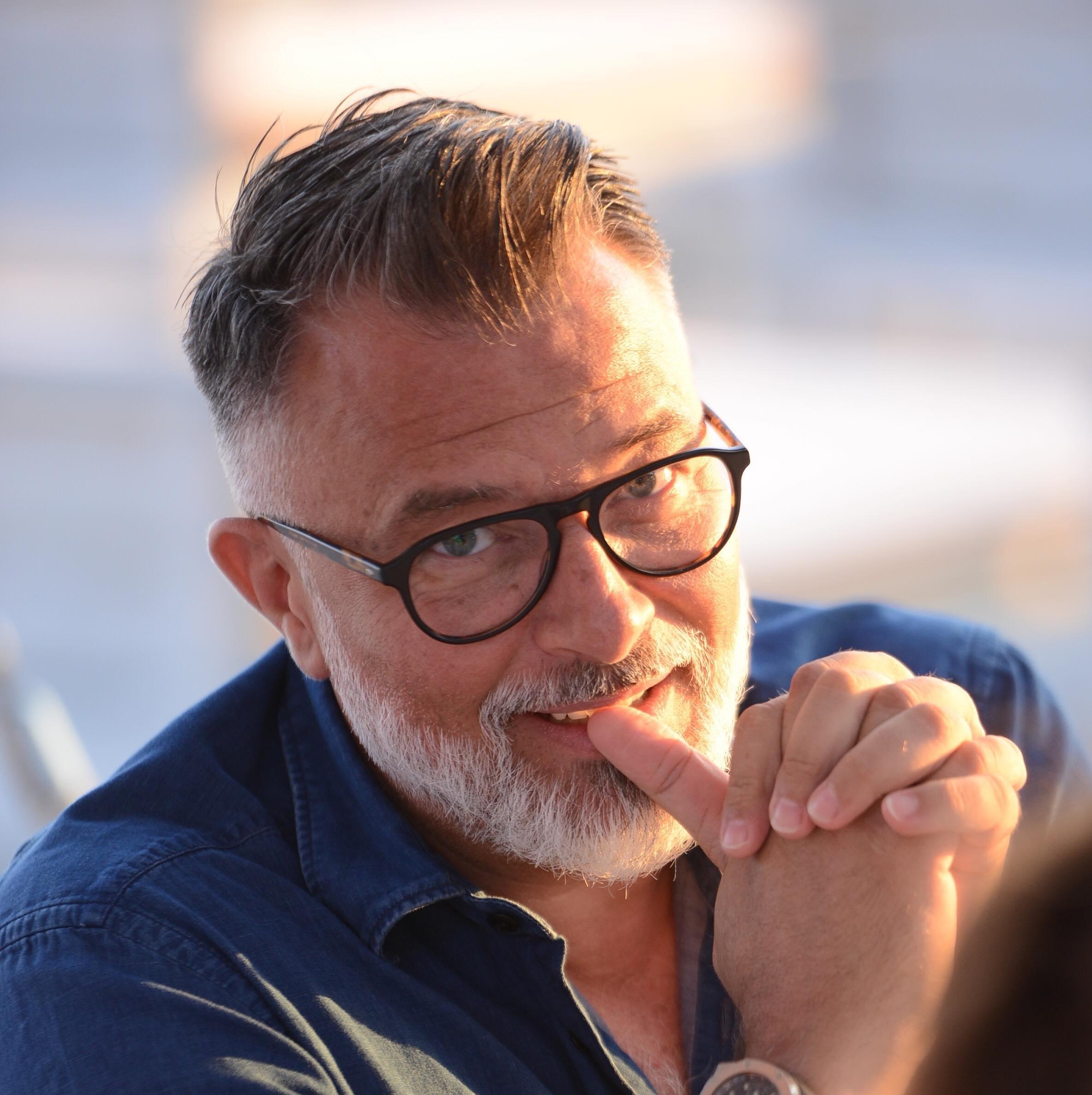 Emmanuel Gueit (Watch Designer)