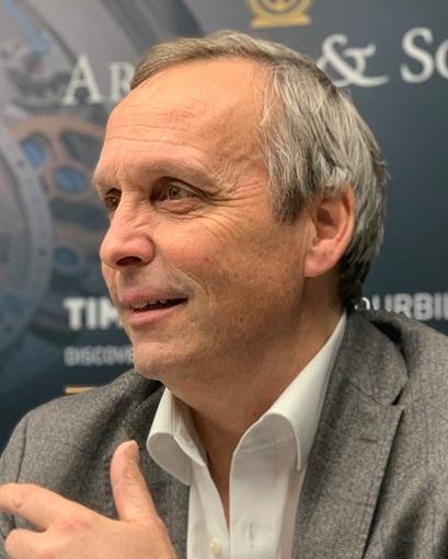 Florian Serex (COO Arnold & Son)