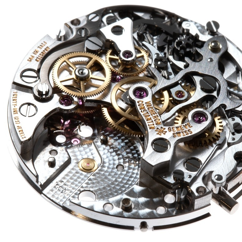 The balance and escapement is normally removed first when servicing a watch movement.