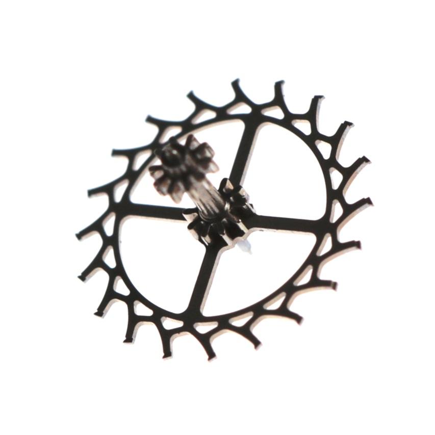 The escape wheel