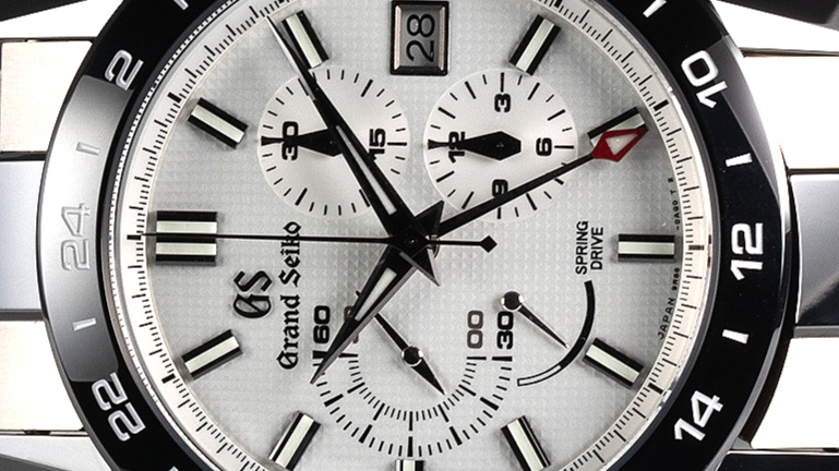 (Coming soon) Spring Drive Chronograph GMT. SBGC223