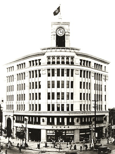 In 1932 Seiko constructed The Wako Clock Tower, which has become a familiar face of Ginza.