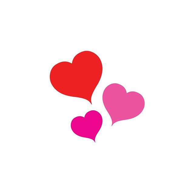Triple hearts! ❤️💕