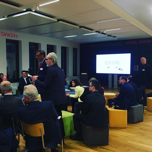 Heute erzählen wir über unsere Initiative bei einer Veranstaltung unseres Mitglieds @deutschebank. #digitaleshannover #mitmachen #mitgestalten #mitgliedwerden
