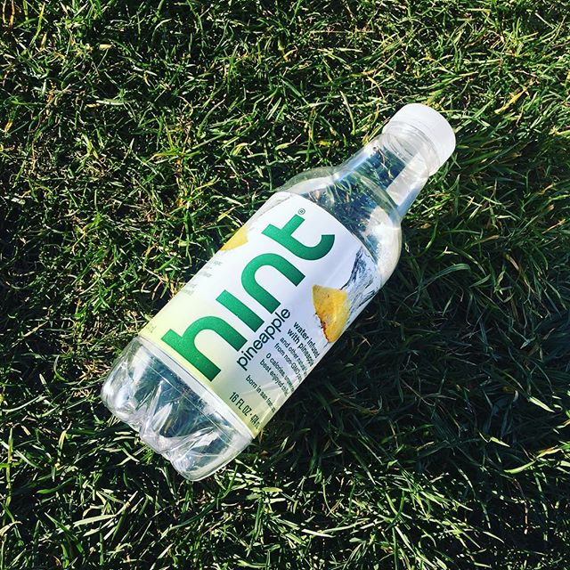 staying hydrated at Dolores Park! #hint #hintwater #stayhydrated #dolorespark @hint