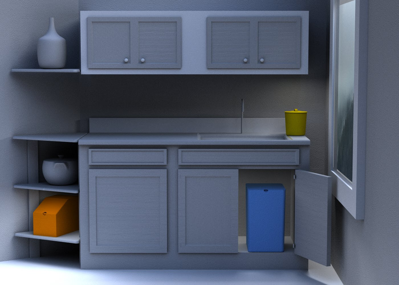The S.O.R.T. Kitchen System