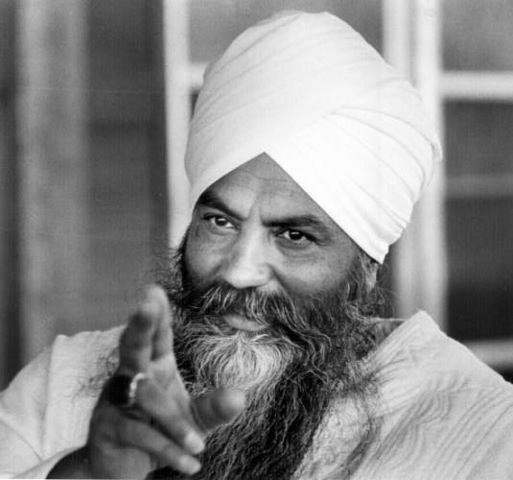 """""""We have the fastest and the most wonderful power—our own mind. It can take us to God. It can take us to ourselves. It can take us deep into our self or far out into the universe. When clean and open the mind can do anything that we want. """" - Yogi Bhanjan"""