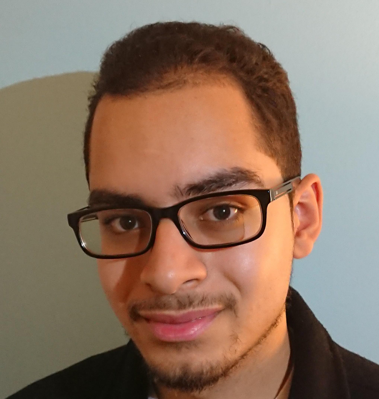 Rafael Olivares, Information Technology Specialist