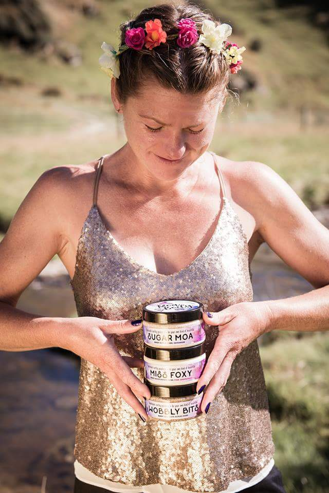 """I love that I get to balance my days between farm life, being a Mum and partner, as well as creating products that help heal, repair and nourish the mind body and soul."""""""