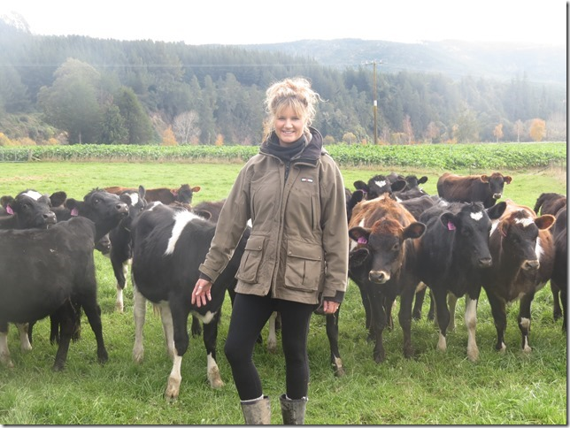 """""""I enjoy the agriculture life as it allows me time to be with the kids at the start and finish of their school day, work the horses, and the day to day running of a household."""