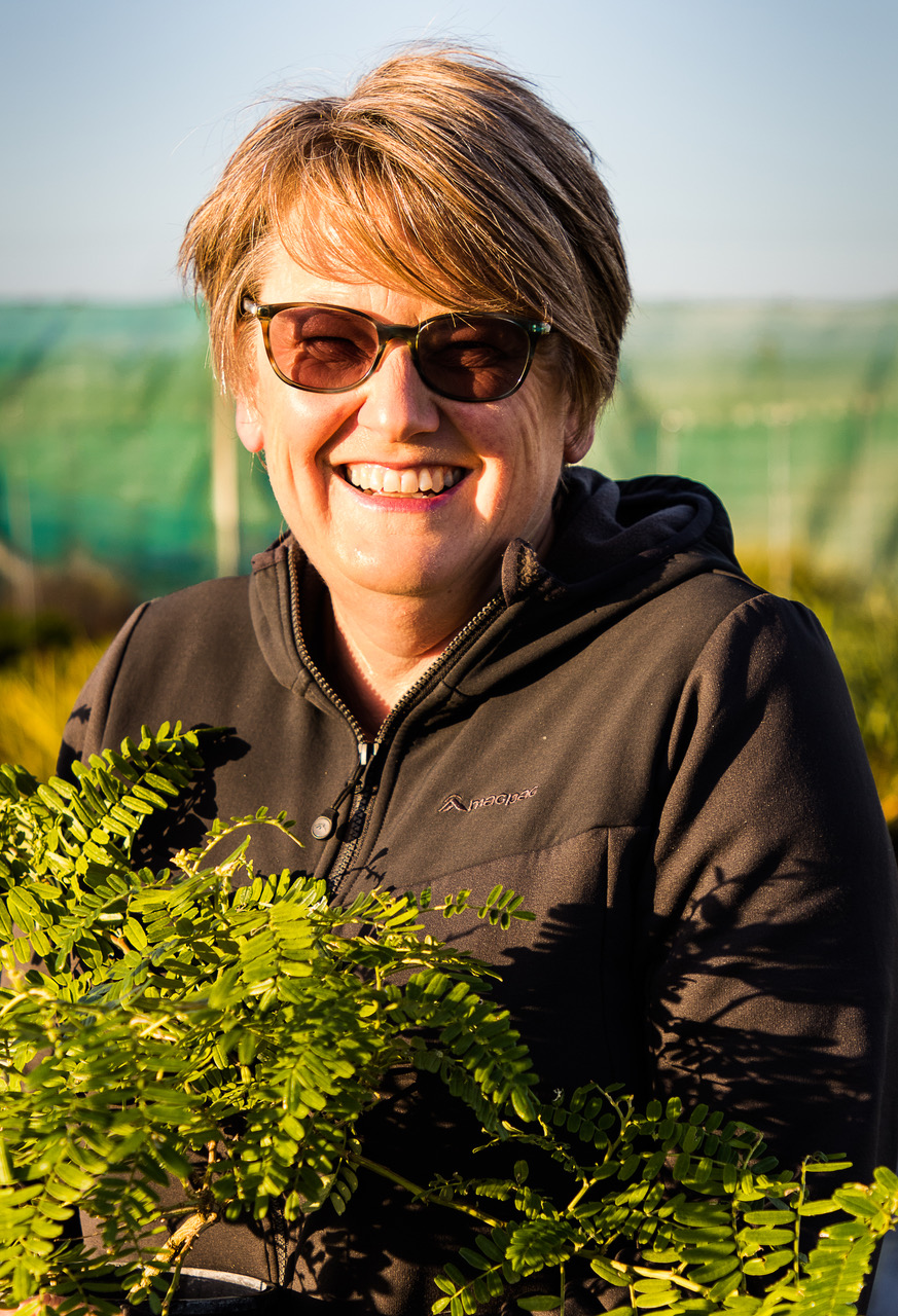 """I love growing rare and uncommon Hawke's Bay plants, and seeing them go back out into projects."""