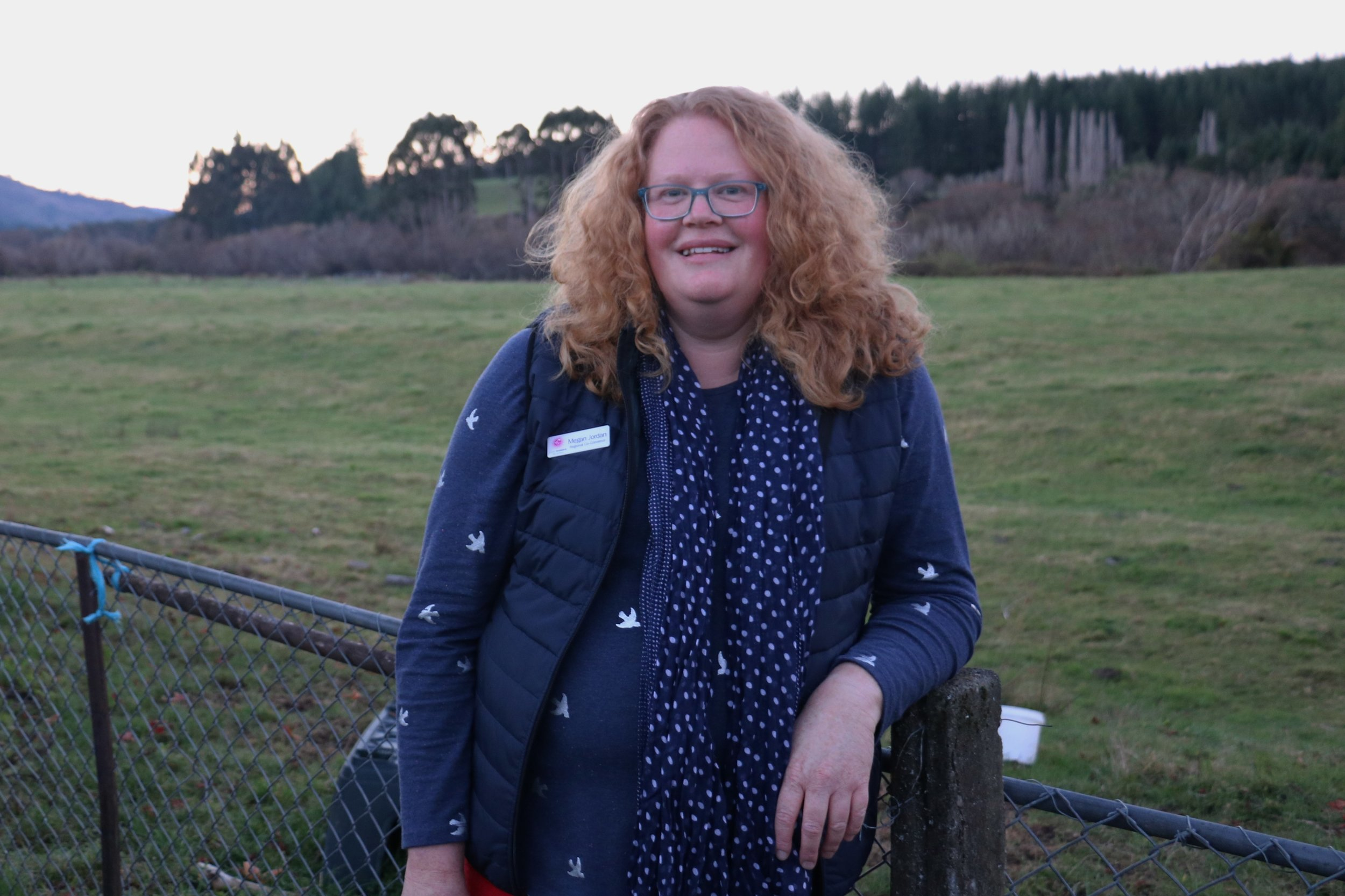 """""""I am passionate about rural based women being connected with one another and having opportunities to learn the skills they need to work and live in their rural setting."""""""