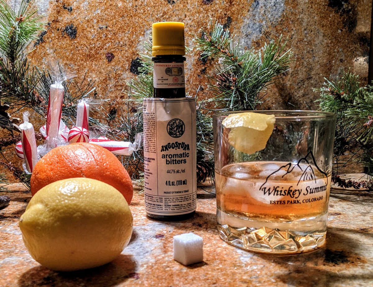 Old Fashioned Cocktail Ingredients