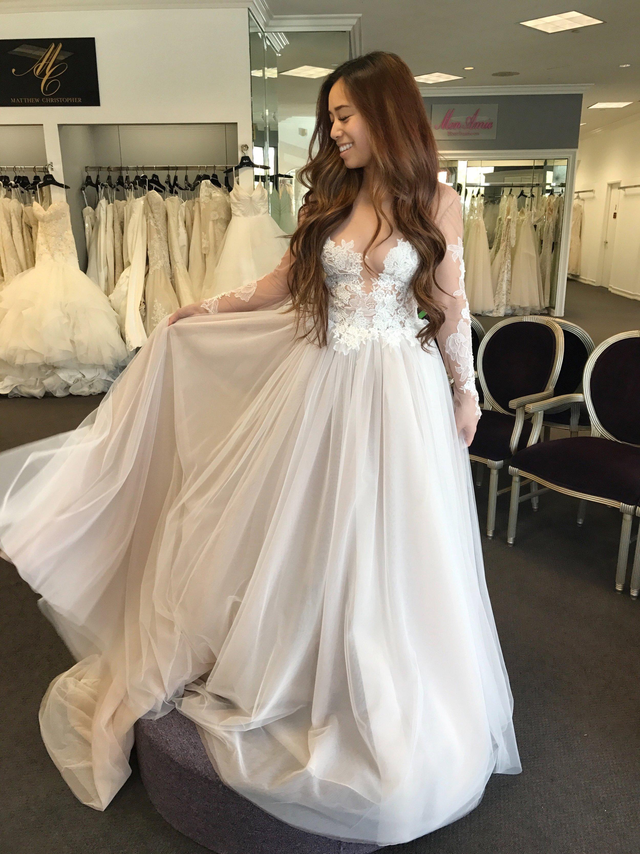 Erin Cole - Mon Amie Bridal Salon