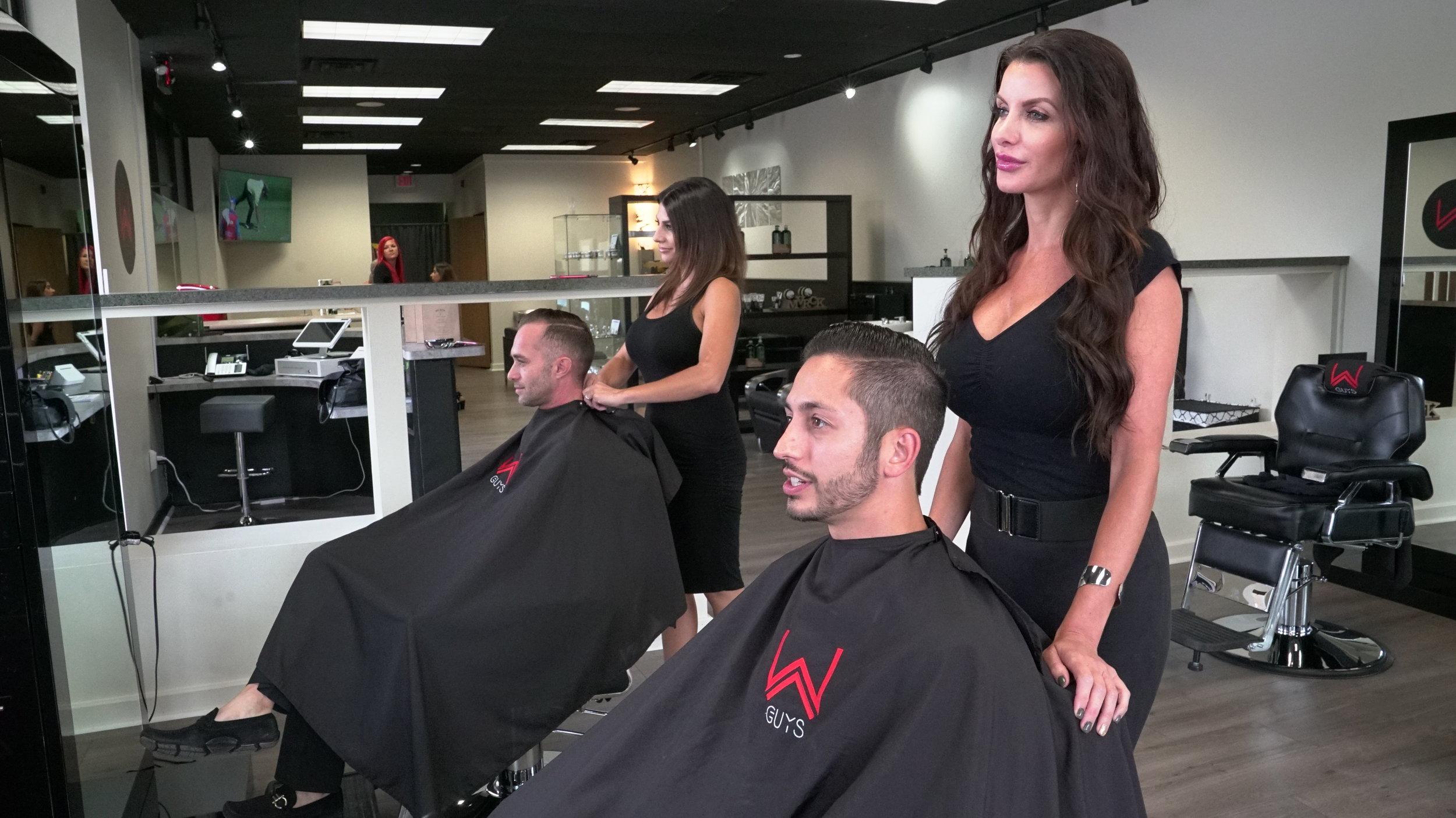 Men's Haircut Metro Detroit. Mens Hair Salon W Barber Spa & Salon Downtown Royal Oak