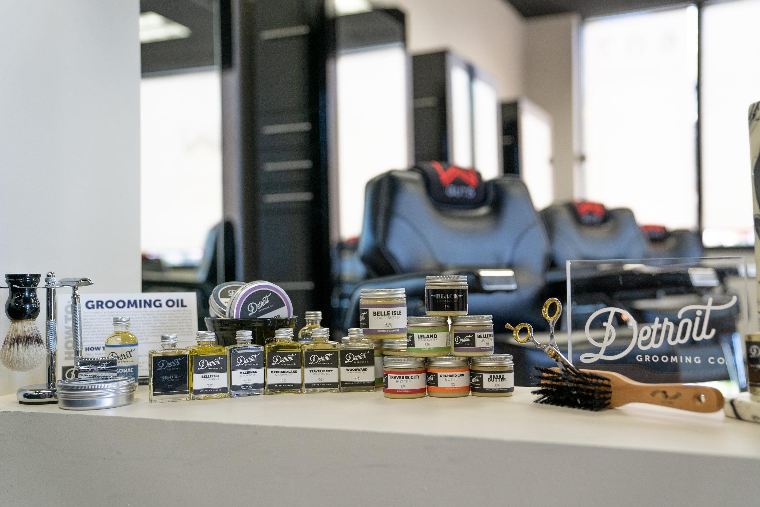 Men's Haircut Metro Detroit. Men's Hair Salon and Barbering W Barber Spa & Salon Royal Oak