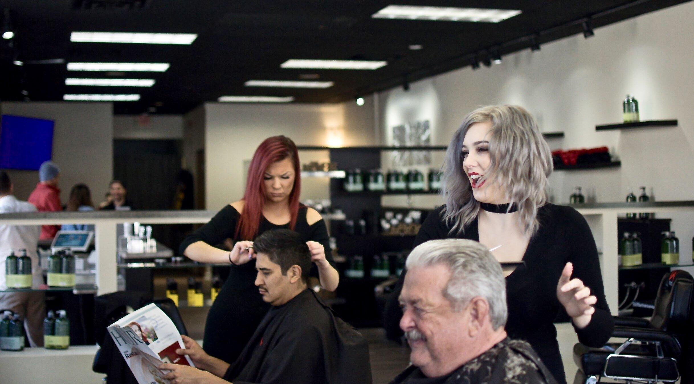 W Barber Spa & Salon Men's Grooming Salon Royal Oak