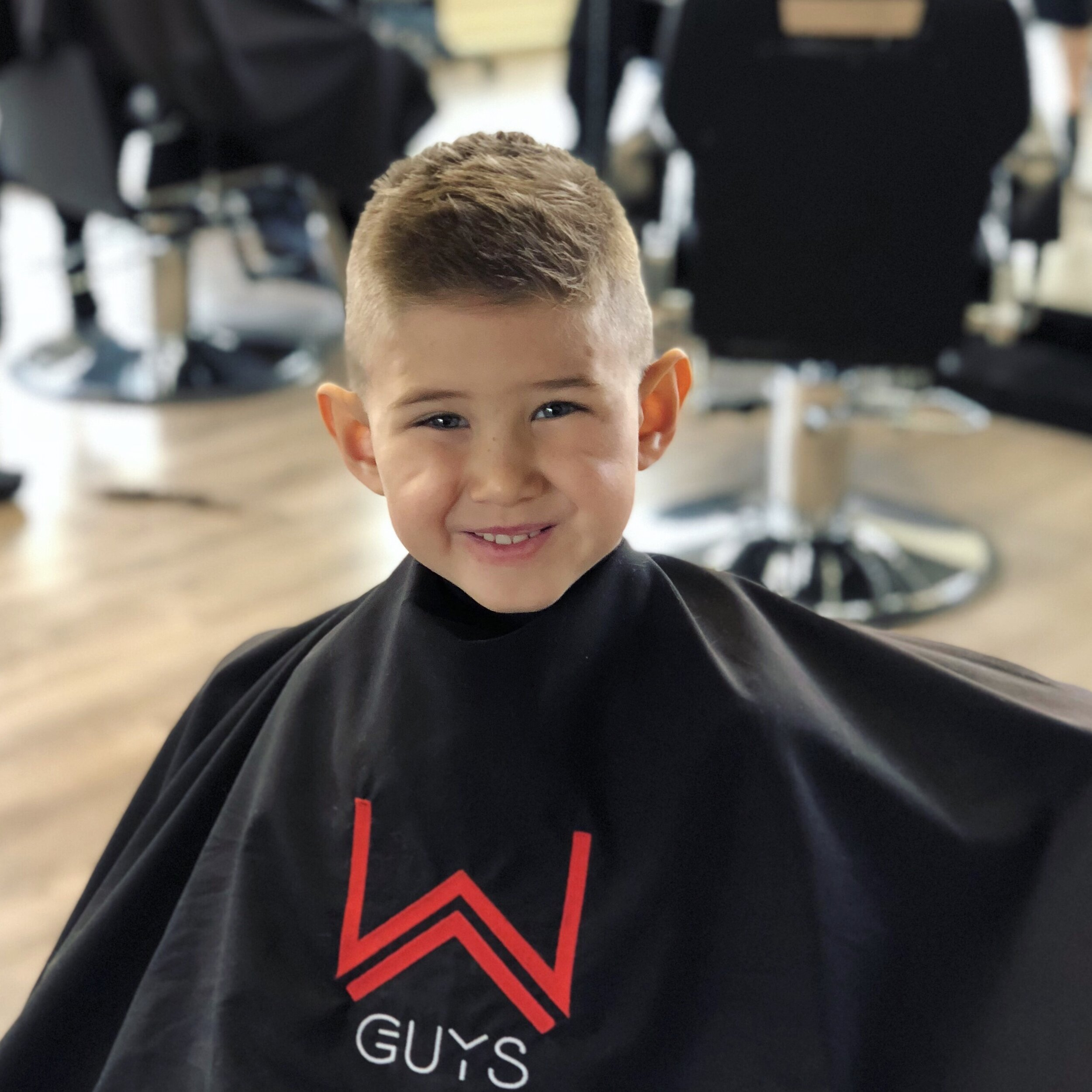 Boys Haircut and Trend's. W Barber Spa & Salon
