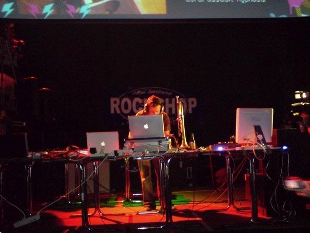 NZ Laptop Battle, Auckland 2008
